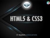 HTML5 & CSS3 դասընթաց