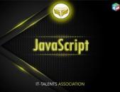 JavaScript Advanced առավոտյան դասընթաց