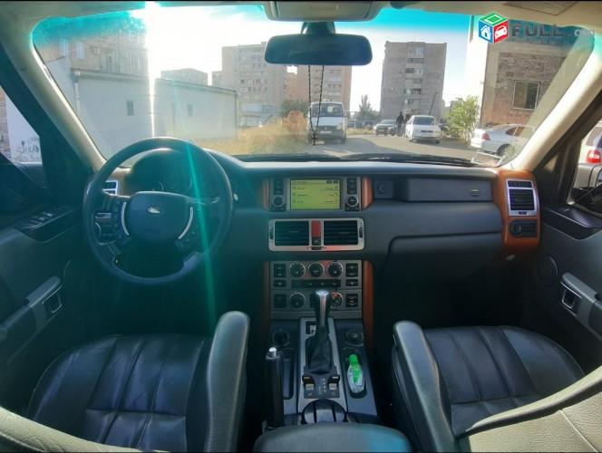 Land Rover Range Rover Voque , 2006թ.