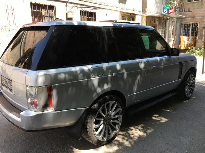Land Rover Range Rover , 2008թ.