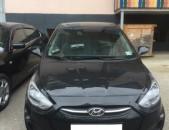 Avto Prakat .Rent a Car.Meqenaneri Varcuyt Hyundai Accent