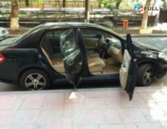 Avto prakat. Meqenaneri vardzuyt. Rent a car
