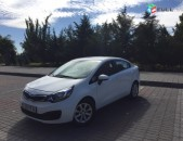 Avto Prakat. Մեքենաների վարձույթ.Rent a Car Kia Rio 2014