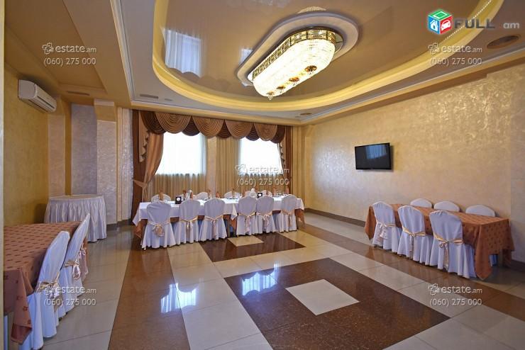 Restoran  .  Վարձով է տրվում. 1100քմ. կապիտալ վերանորոգված տարածք, varcov e trvum restoran