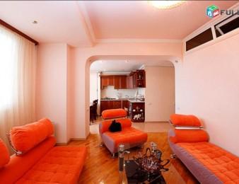 2 սենյականոց բնակարան Օրբելի եղբայրների փողոցում կապիտալ վերանորոգված:011-25911