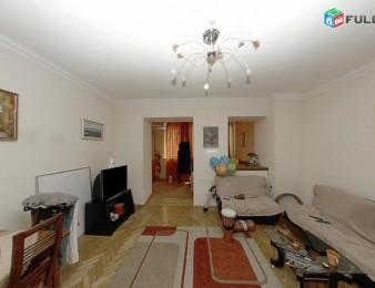 1 սենյկանոց բնակարան Աբովյան փողոցում քարից շենքի 2 հարկում:111-239