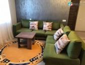 FOR RENT 1 bedroom apt in Center . Վարձով 2 սենյակ Ռոսիայում նորակառույց շենք