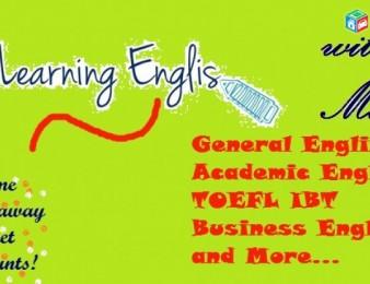Oտար լեզուներ Ընդհանուր, ակադեմիական անգլերեն, TOEFL IBT, բժշկական անգլերեն...