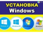 Format & Install WINDOWS  XP, 7, 10