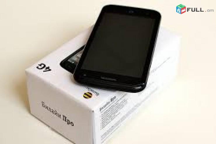 Beeline Pro 6, 4 GB, Black Քիչ օգտագործած Երաշխիքով