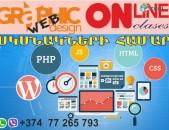WEB DESIGN & PROGRAMMING Online