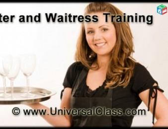 Մատուցողների  ուսուցում և վերապատրաստում անգլերեն և հայերեն լեզվով, waiter courses