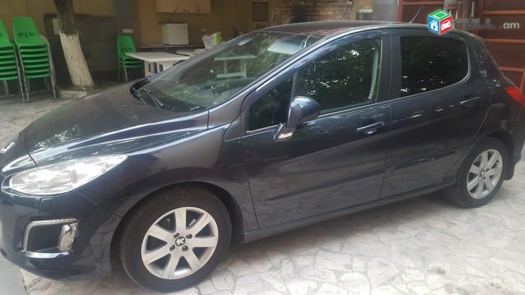 Peugeot 308 , 2012թ, 58.000կմ