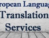 Quality translations around 70 languages