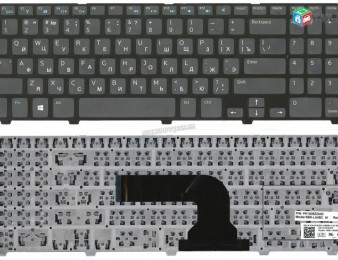 Keyboard Dell Inspiron 15 3521 / 5521 New