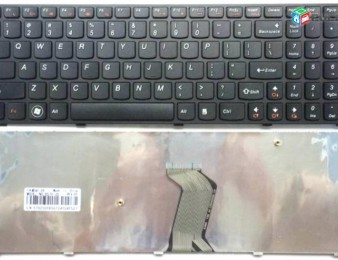 Keyboard Lenovo V570 V570C B570 G570 Z570 B590 Series New