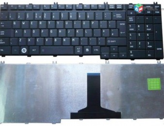 Keyboard Toshiba Satellite L505 P300 P305 P305D P500 P505 L350 Series New