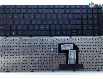 Keyboard hp pavilion g7-2000 with frame new