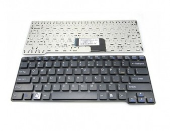 Keyboard sony vpc-cw vgn-cw black new