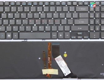 Keyboard acer aspire v5-531g, v5-551g, v5-571g (with backlit) series new
