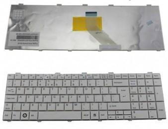 Keyboard fujitsu ah530 ah531 white new