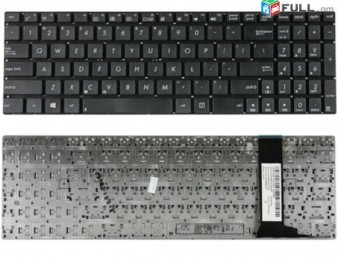 KEYBOARD ASUS N56, N76, U500, N550, N750, Q550 SERIES NEW
