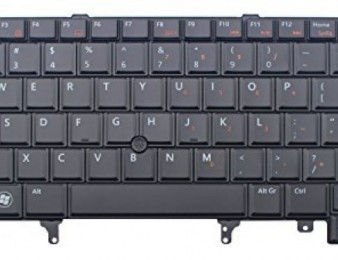 Keyboard dell latitude e6220, e6230, e6320, e6420, e6430 seeries new