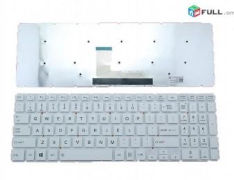 Toshiba satellite l50-b s50-b l50d-b l50t-b (white) series new keyboard