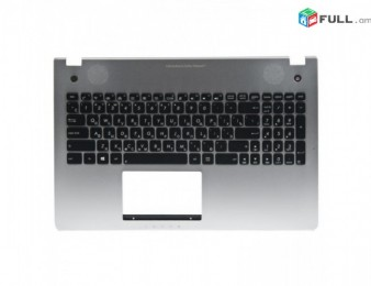 Keyboard asus n56v (with frame) (with backlit) series new