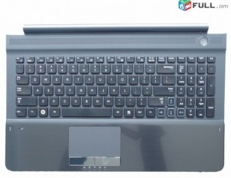 Keyboard samsung np-rc520, rc510, rc511, rc520 (with frame) series