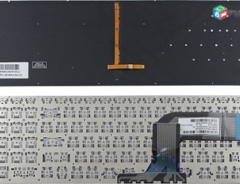 Keyboard hp pavilion 15-p000, 15-p100, 17-f000, 17-f1000 (with backlit) series new