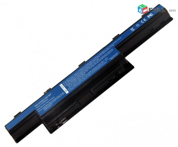 Battery acer aspire 4551 4741 5741 gateway nv49 work 60 minute used original