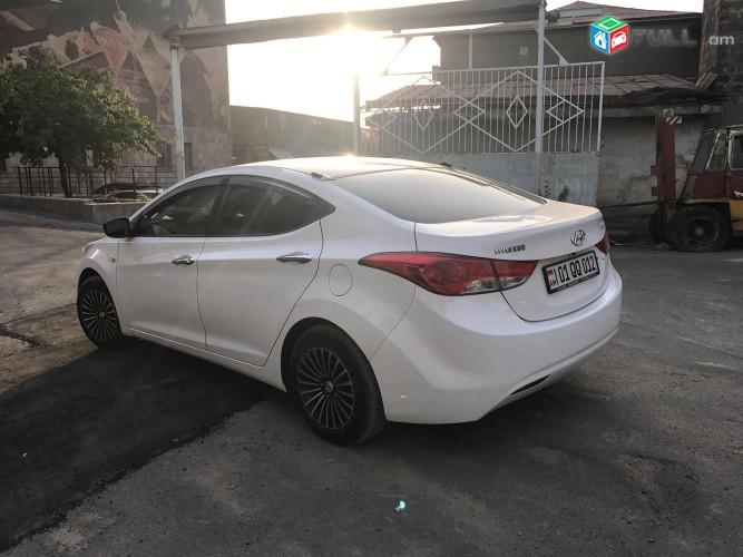 Hyundai Elantra 1.6, 2011թ. gaz, mexanika