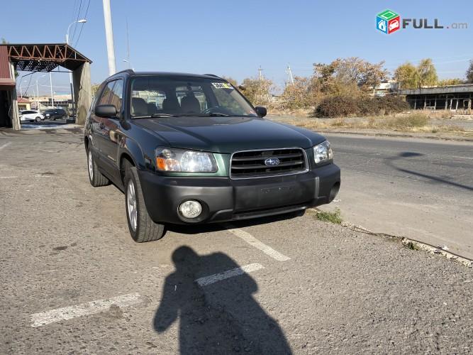 Subaru Forester , 2004թ.