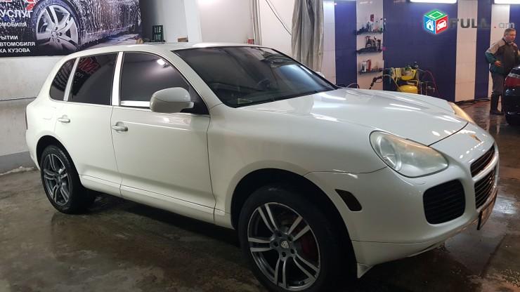Porsche Cayenne , 2004թ.
