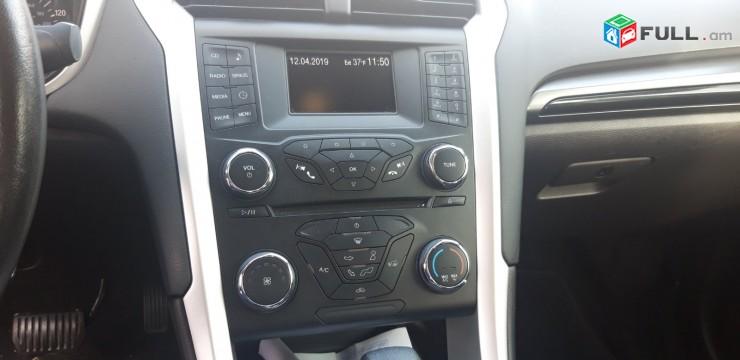 Ford Fusion , 2014թ.