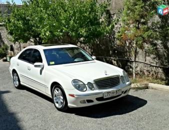 Mercedes-Benz - E 320 , 2003թ.