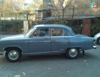 GAZ 21 Волга , 1968թ.