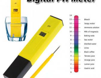 PH metr - թթվայնություն ստուգող սարք PH-метр Тестер (BARCR VORAK)
