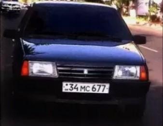 VAZ(Lada) 21099 , 2003թ.
