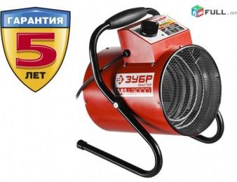 ZUBR ZTP-M1-3000 Էլեկտրական տաքացուցիչ 3000Վտ