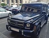 Аренда Mercedes-Benz G-Class в Армении