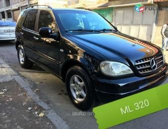 Mercedes-Benz ML 320 , 2000թ.