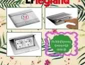 Legrand - Ունիվերսալ վարդակի տուփ