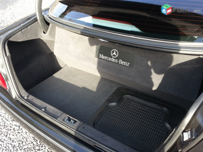 Mercedes-Benz - E 320 , 1999_2000թ.