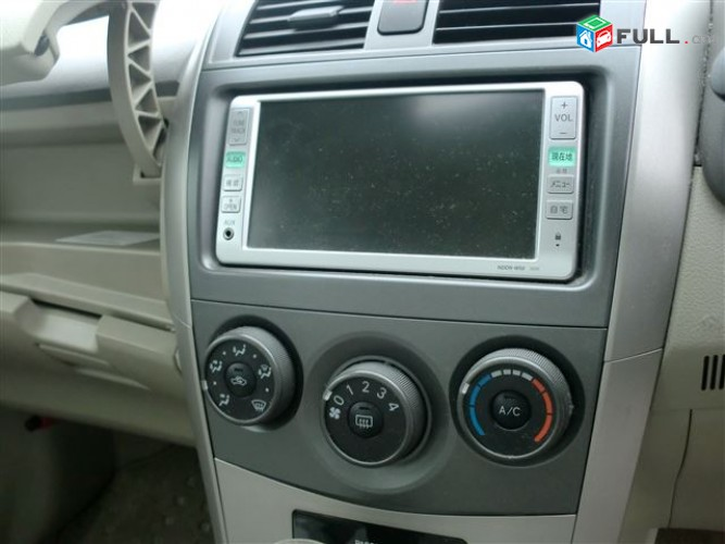 Toyota Corolla , 2008թ.AXIO