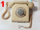 Հնաոճ հեռախոսներ (7 տեսակի)