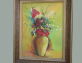 Ծաղիկներ, Նատյուրմորտ
