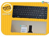 SONY VAIO vgn-ns vgn-rn keyboarad notebooki hamar ստեղնաշար (New / Original)