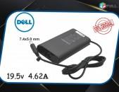 DELL 19.5V 4.62A (7.4X5.0 MM pin) 90W ORIGINAL Блок питания charger Adapter